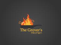The Grover'S Kicthen - LOGO