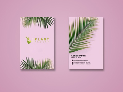 Plant Logo Show in flyer