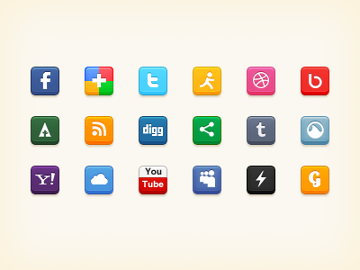 Coming Soon? social icons icon set 3d google plus
