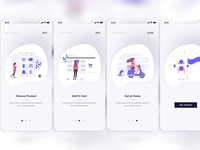 Onboarding Design Exploration