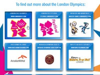 Olympics Css3 hover box inset
