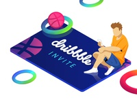 Dribbble Invite for you