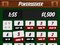 Pokerseeker App Mockup