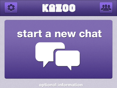 Kazoo App