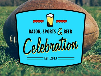 BaconSportsBeer.com Event Logo