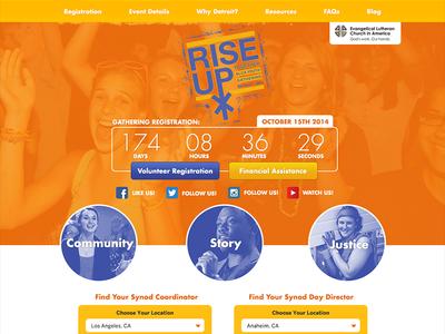ELCA Youth Gathering website
