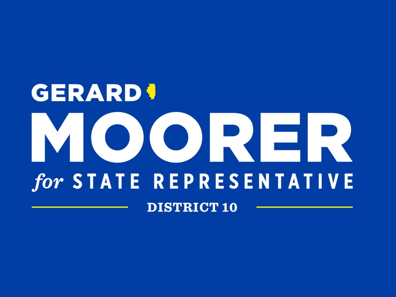 Gerard Moorer Campaign Logo #2
