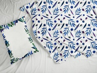 Bedsheets with prints