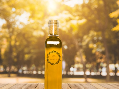 Decor for Olive oil