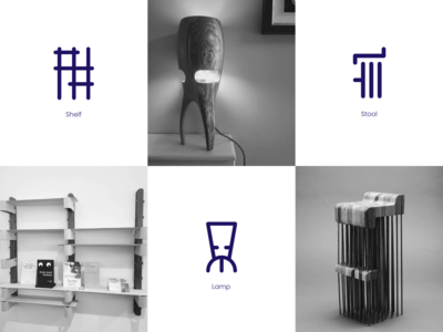THC Logo Concept - Icons