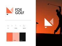 Fox Golf Logo