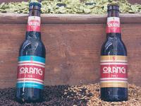 Orang Tua Beer - Branding