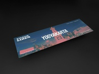 yogyakarta train ticket