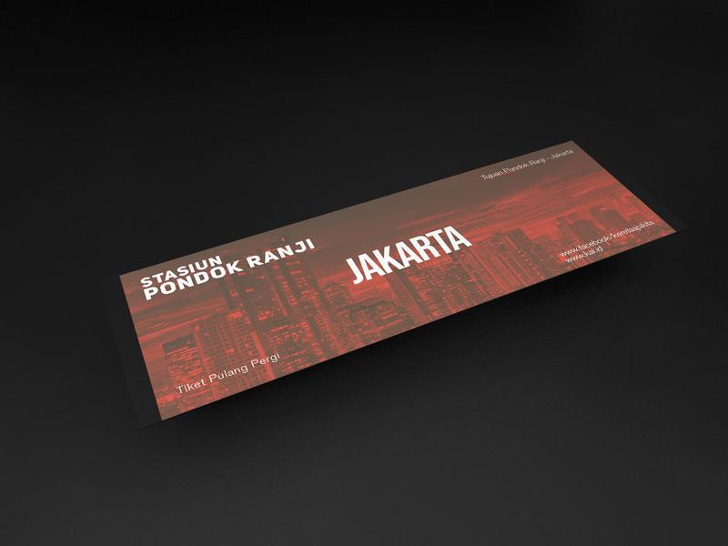 Jakarta Train Ticket