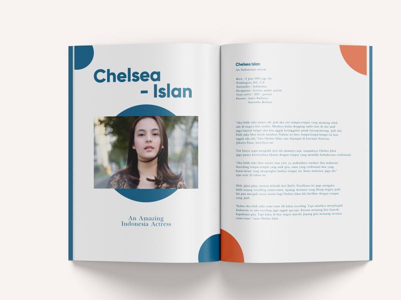 chelsea islan Baum Magazine