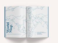 world maps baum magazine