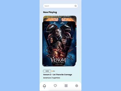 Online Entertainment app like Netflix and Hotstar hotstar netflix illustration design animation vector branding logo ux weblayout banner design ui