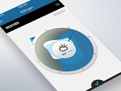 Weatherscreen weatherscreen app ios weather