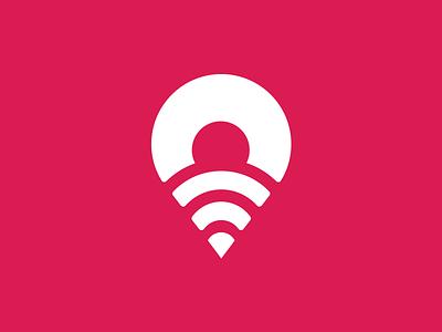 Local Wi-Fi Icon maps local wi-fi wifi wlan
