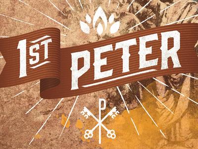 1st Peter Series Branding