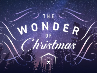 The Manger Of Christmas by Michael Stidham - Dribbble