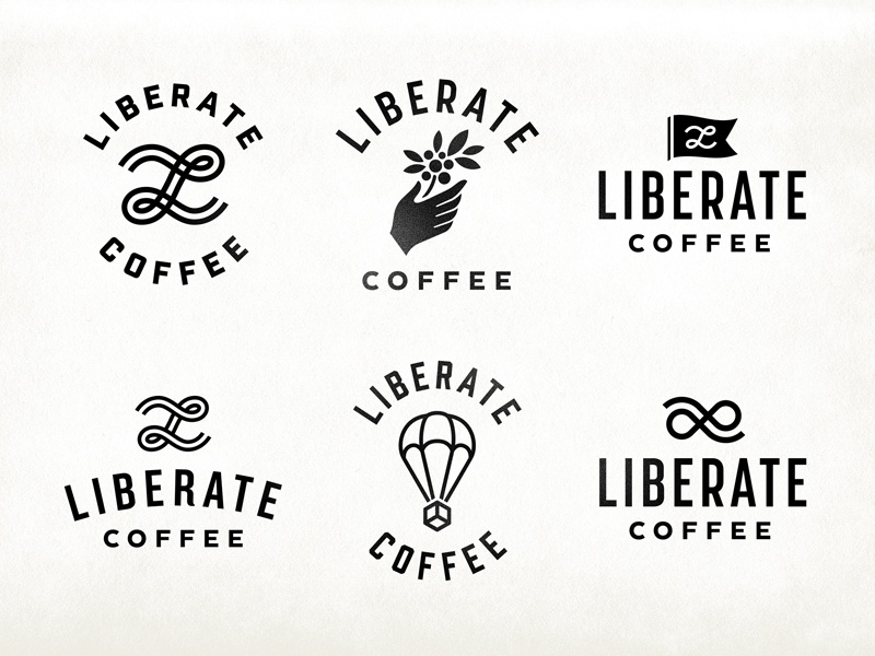 Rejected Marks type mission cause aid l process rejected lockup logo coffee