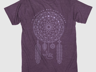 Dreamcatcher Shirt Design
