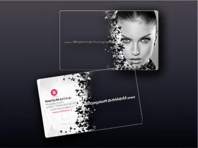 Visit Card effendy logo print visit card transparent photography buseness design