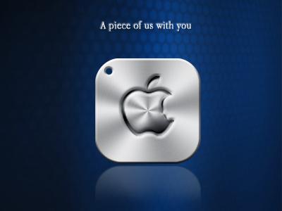 jetton apple mac token jetton metal