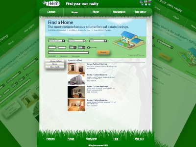 realty design web realty home real estate sale