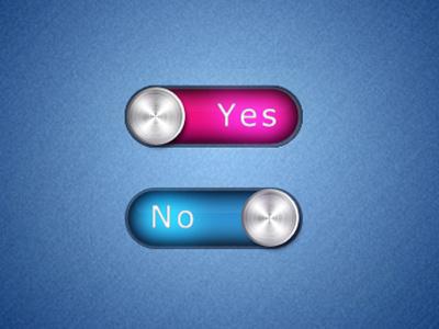 Button button switch slide ui