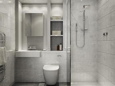 Ensuite ensuite bathroom design photoshop branding vrayforc4d archviz architecture