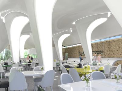 Serpentine Gallery Restaurant