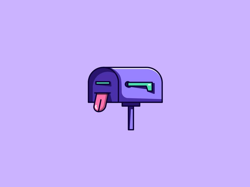 Mailbox 设计 图标 插图