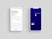 DailyUI021 : Home Monitoring Dashboard