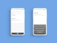 DailyUI065 : Notes Widget