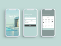 DailyUI067 : Hotel Booking