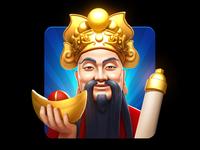 Slot Symbol God of Prosperity