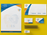Educational Institute Logo and Stationary Design