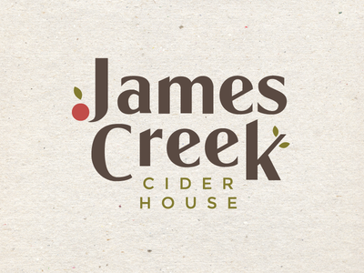 James Creek Logo