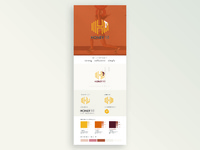 Honey Fit Brand Identity