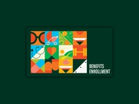 Benefits Enrollment Card