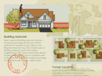 Neighborhood Document Illustrations