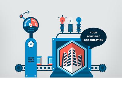 Atricore Identity And Access Management Product system identity management identity enabling website illustration company