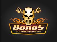 Bones - Autoparts & Garage