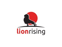 Lion Rising Logo