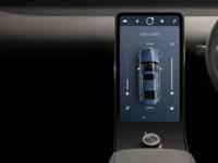 Volvo console