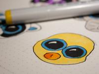 WIP - Duck Sketch