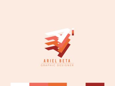 Ariel Beta personal Logo
