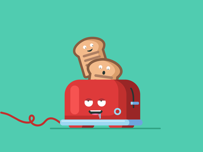 toaster & friends
